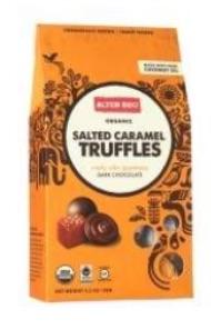 Alter Eco Salted Caramel Truffles