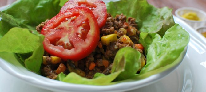 Hamburger Hash (Paleo with AIP option)