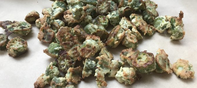 "Southern ""Fried"" Okra"